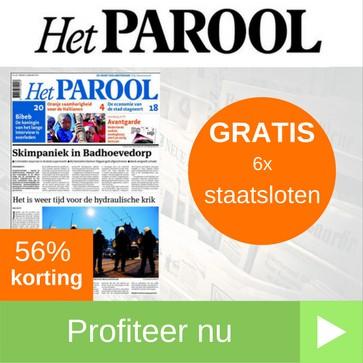parool jaarabonnement gratis staatsloten web