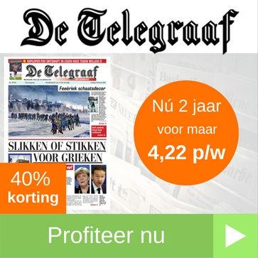 Telegraaf 2 jaar
