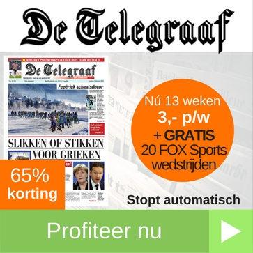 Telegraaf gratis FOX