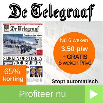 Telegraaf gratis Privé