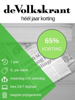 Volkskrant abonnement
