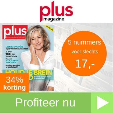 plus magazine proefabonnement