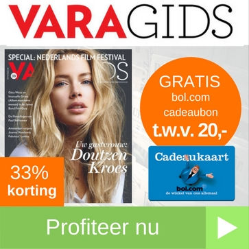 Varagids cadeaubon bol.com aanbieding