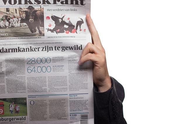 Waarom mensen de papieren krant nog steeds lezen