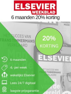 proefabonnement Elsevier