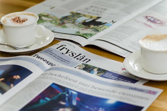 50% gelooft nog in een toekomst voor papieren kranten & tijdschriften
