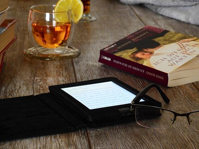 Grootste verschillen tussen een e-reader en een tablet