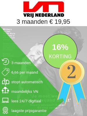 Vrij Nederland abonnement