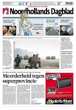 Noord Hollands Dagblad abonnement